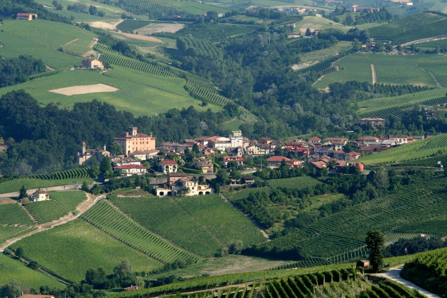 Barolo - wine and his land
