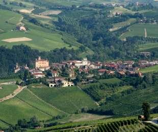 Barolo - vin et sa terre